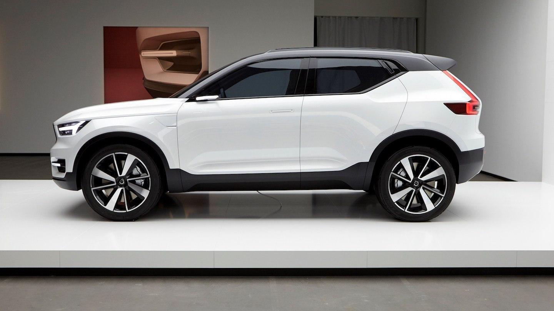 Volvo: 40-sarjasta tulossa räväkämmän näköinen