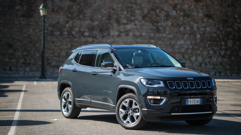 Koeajo: pyrkimys kärkeen – Jeep Compass