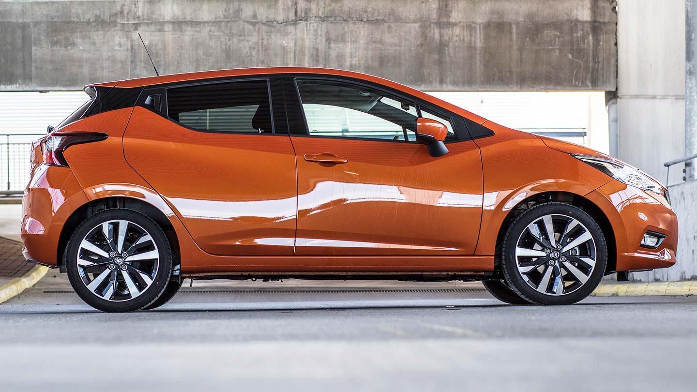 Koeajo: pidempi, leveämpi ja matalampi – häpeilemätön Nissan Micra