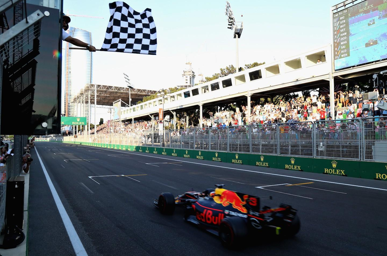 Formula 1 Bakun GP – Romurallin riemua