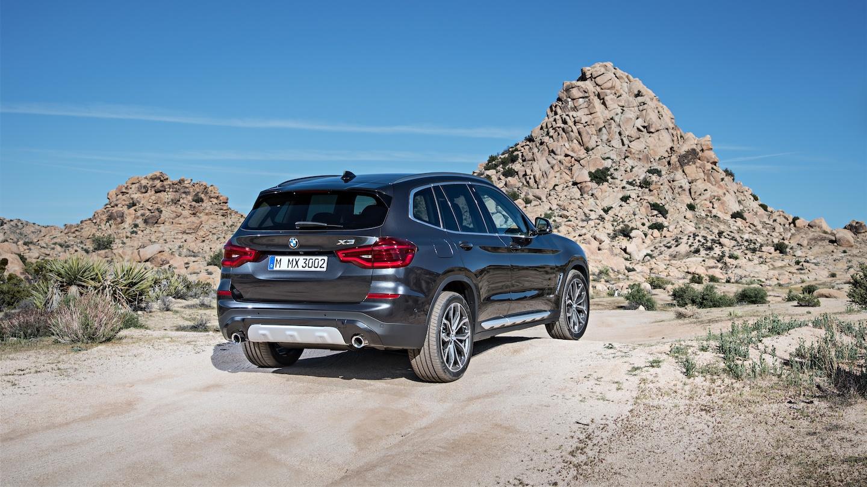 Kolmannen kerran X3 – BMW:n uusi elämäntapamaasturi