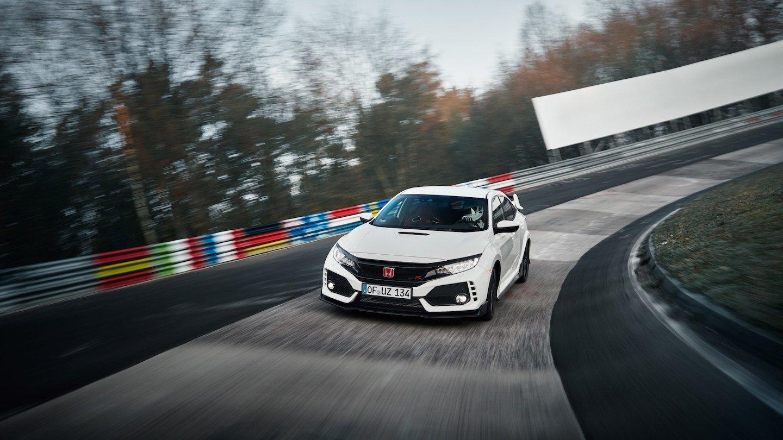 Eka kerta Nürburgringillä – Hulluuden highway