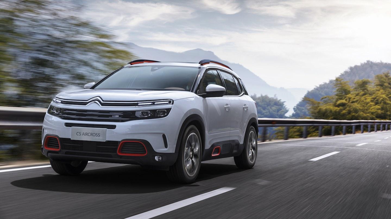 Citroën-pomo Jackson: C5 palaa mallistoon 2020