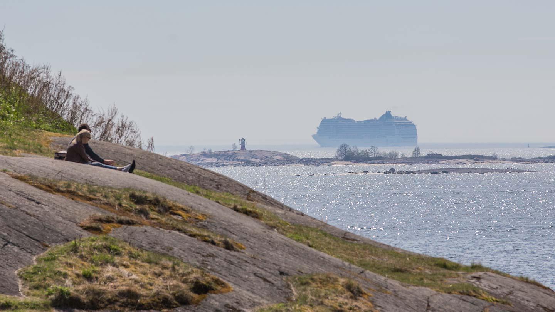 Jaakonmerestä testiympäristö – Itseohjautuvien laivojen kokeilu vauhtiin Suomessa