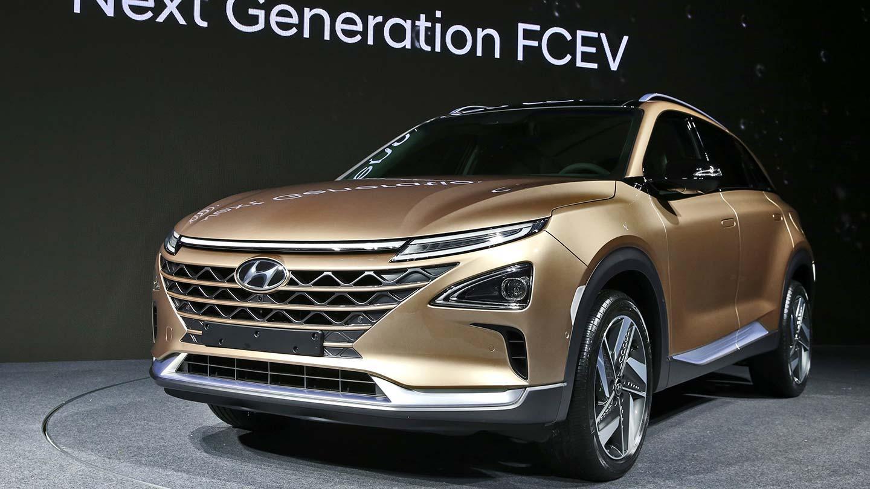 Tässä on Hyundain uusin polttokennoauto – luvassa ainakin lisää tehoa