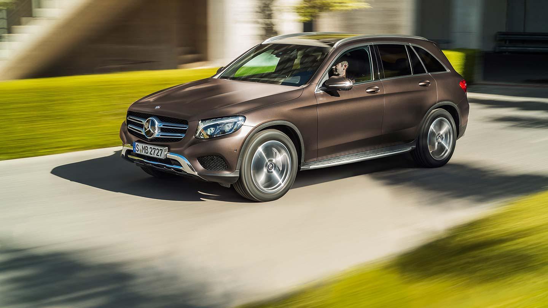 Knoppitietoa tarjolla –tiesitkö tämän Mercedes-Benz GLC:stä?