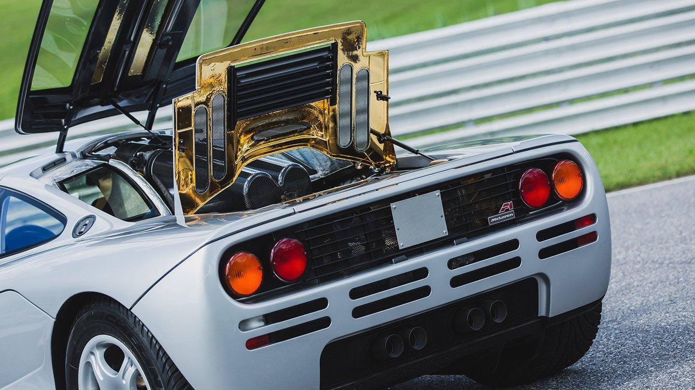 15 miljoonan dollarin käytetty: superauto McLaren F1 myytiin ennätyshintaan