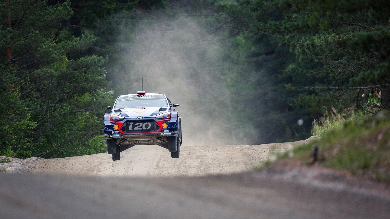 Tunnelmia Neste Rally Finlandista – katso Moottorin parhaat kuvat