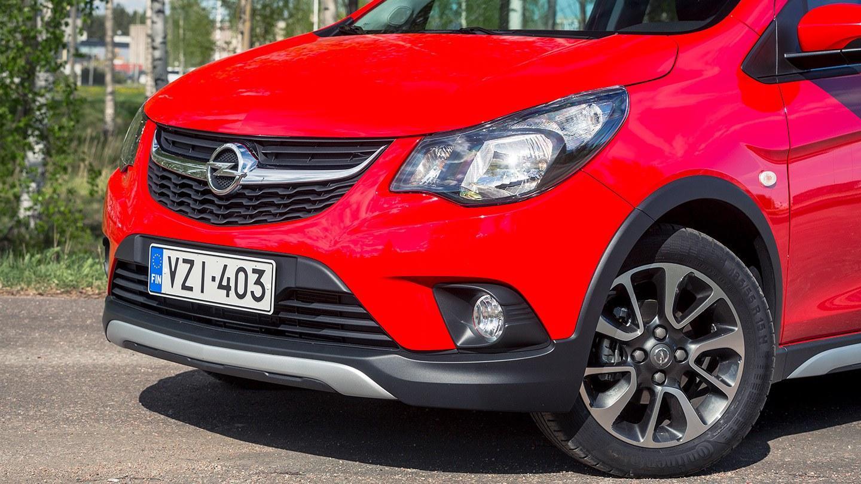 Koeajo: säästöluokan SUV – Opel Karl Rocks