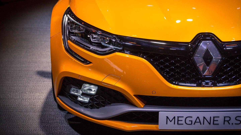 Leveä ja komea Renault Megane RS – markkinoiden näyttävin sportti?