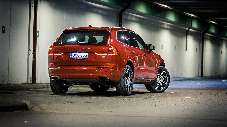 Maistiainen: Volvo XC60 T8 – komea ja suorituskykyinen katumaasturi on yllättävän edullinen